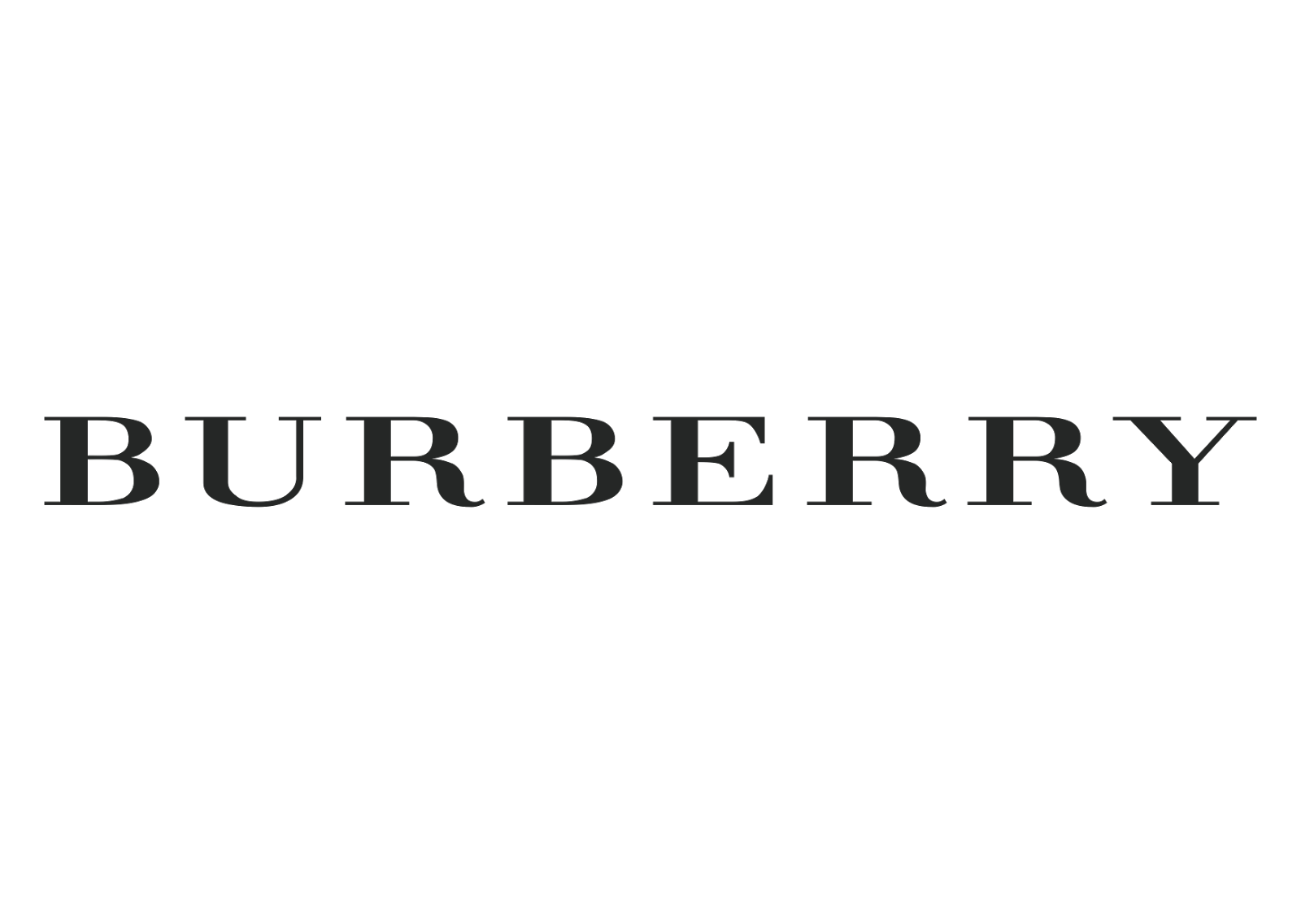 burberry vector logo design part 2 comit du faubourg saint honor. Black Bedroom Furniture Sets. Home Design Ideas
